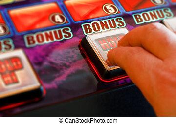 playing, , slots