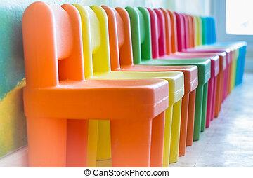 playroom, colorido