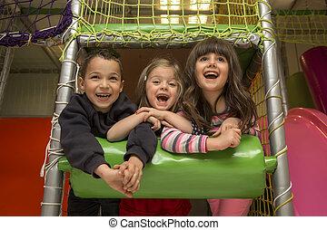 playroom, niños