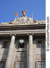 plaza de la constitucion barcelona