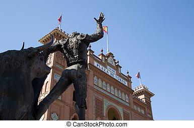 plaza de toros las ventas, madrid