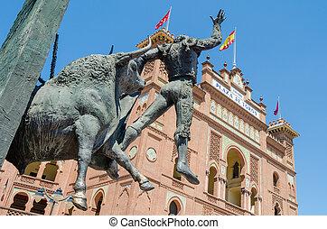 Plaza De Toros. Madrid