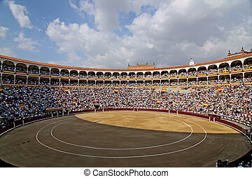 Plaza del Toros de LaS Ventas, Madrid