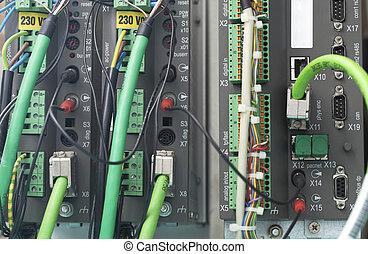 plc, automatización