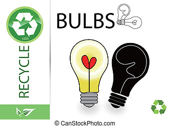 Please recycle bulbs