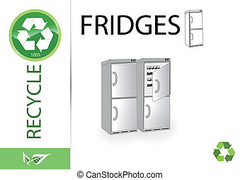 Please recycle fridges