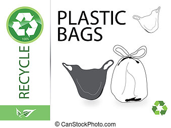 Please recycle plastic bags