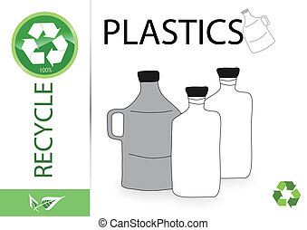 Please recycle plastics