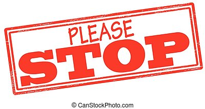 please stop stock illustrations 493 please stop clip art images and rh canstockphoto com clipart stop main stop clipart sign