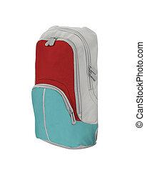 plecak, odizolowany