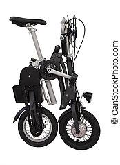 plegable, bicicleta