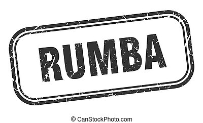 plein, grunge, stamp., rumba, meldingsbord, black