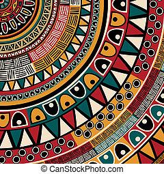 plemienny, etniczny, tło