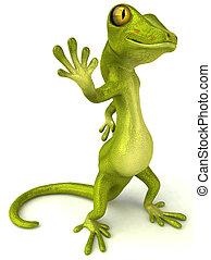 plezier, gekko
