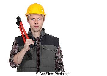 pliers., δομή δουλευτής