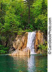plitvice, cascadas