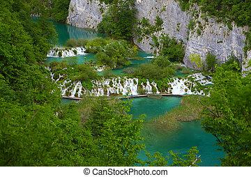 plitvice, lagos, parque nacional