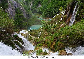 Plitvice national park,Croatia