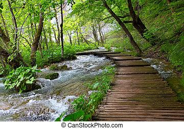 plitvice, parco nazionale
