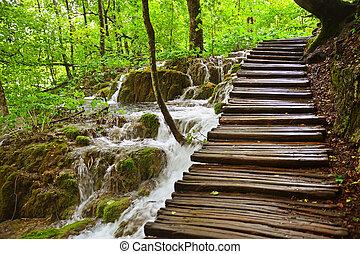 plitvice, tavak, horvátország