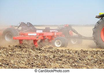 plog, traktor