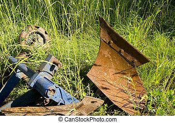Plough.