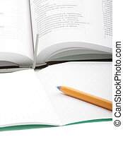 pluma, en, copybook