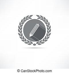 pluma, icono