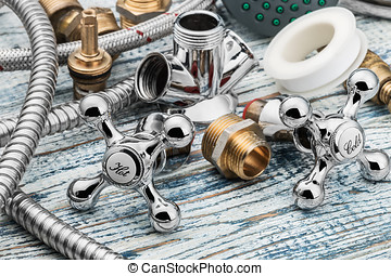 plumbing and accessories