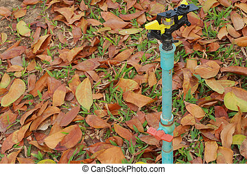 Plumbing field