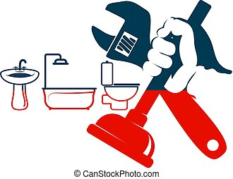 Plumbing repairs and cleaning
