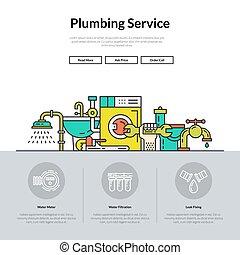 Plumbing Web Page