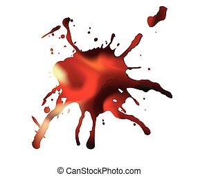 plump, blod