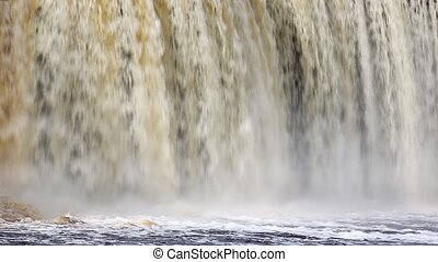 Plunging Waterfall Loop - Loop features a powerful waterfall...