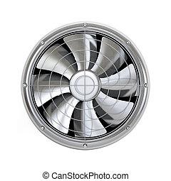 plus frais, ventilateur