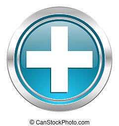 plus icon, cross sign