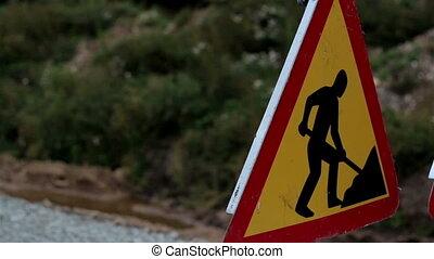 plus proche, fonctionnement, image, hommes, suivant, signe, route