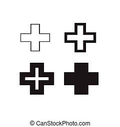Plus Symbol  icon