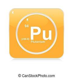plutonium button