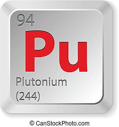 plutonium element