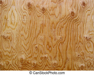 a close up of a sheet of plywood