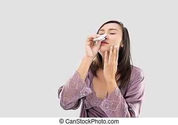 PM2.5 dust allergy