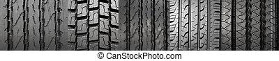 pneumatici, automobile