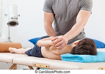 pnf, stretching, techniek