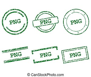 Png stamps