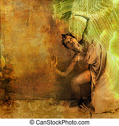 Pnuema Phenomena - Goddess woman being over come by the ...