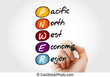 PNWER - Pacific Northwest Economic Region acronym, business ...
