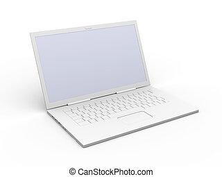 počítač na klín