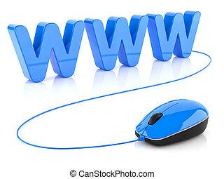 počítací, www, mouse., literatura