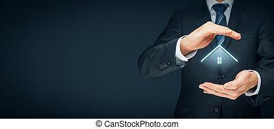 pośrednik kupna i sprzedaży nieruchomości, prawdziwy